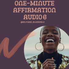 One-Minute Affirmation Audio Downloads (5)
